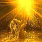 豊かさの女神に愛される伝授会へ♬